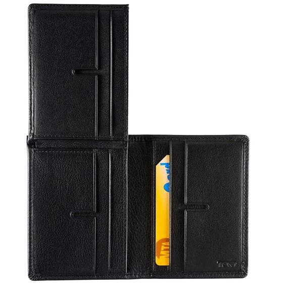 7d46573b52cb TUMI ID Lock L-Fold Nassau